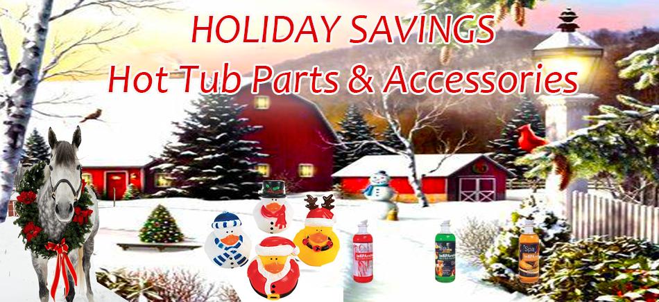 Hot Tub Holiday Savings