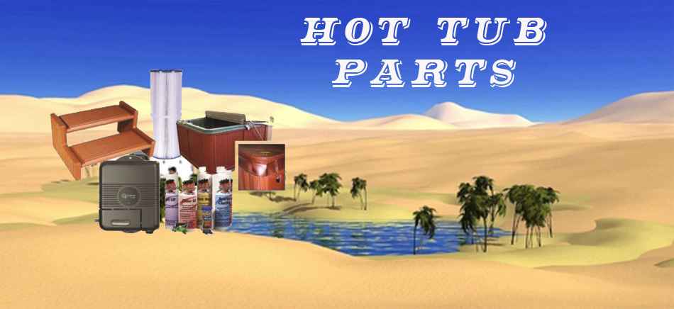 Hot tub parts online at Hot Tub Outpost