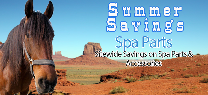 summer hot tub parts sale