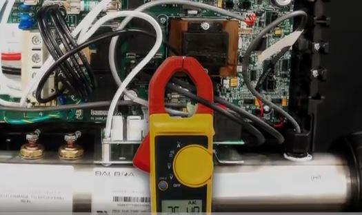 Ammeter Test Hot Tub Amperage
