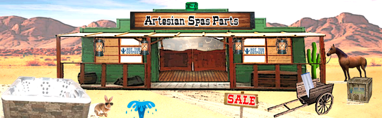 artesian spa parts