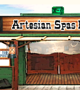 artesian spas pillows