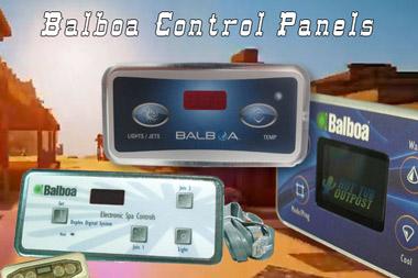 Balboa control panels