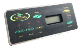 bullfrog control panels