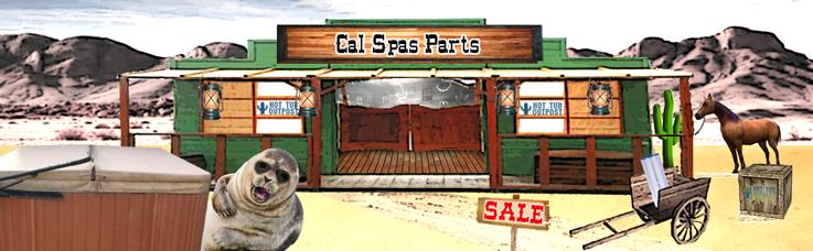 cal spa parts online