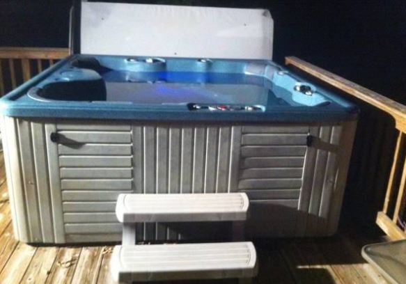 caldera hottub parts online