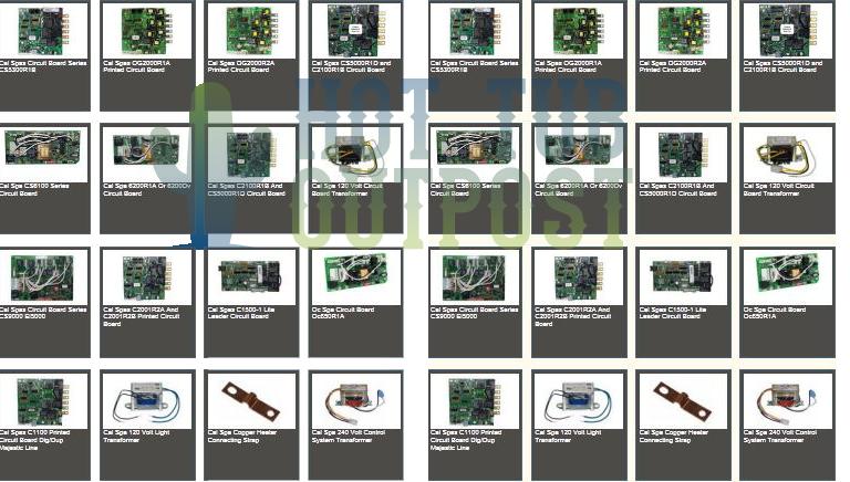 calspa circuit boards