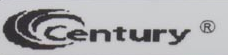century pump motor logo