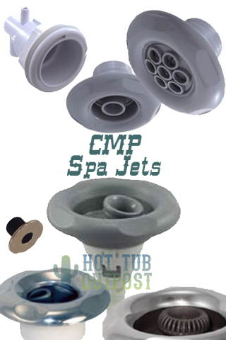 cmp hot tub spa jet inserts