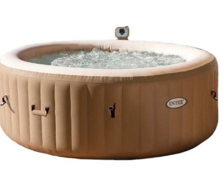 Intex bubble hot tub