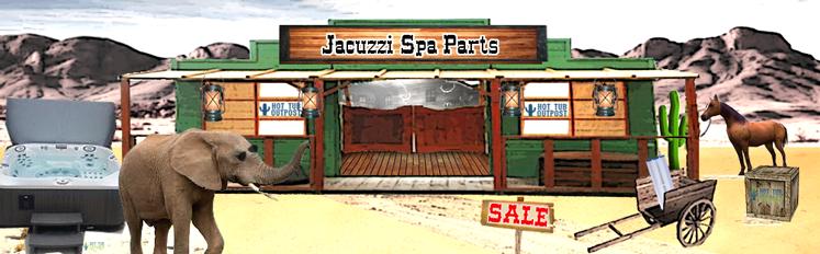 jacuzzi spa parts online