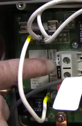 Convert a Plug and Play Hot Tub from 110v to 220v