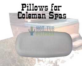 pillows for coleman spas?t=1457627373 coleman spa parts online  at creativeand.co