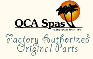 QCA Spas Factory Authorized Dealer and Distributor Hot Tub Outpost