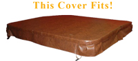 QCA Spas cover fits