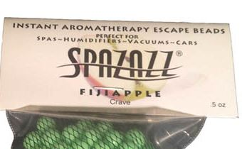 spazazz aroma for spas