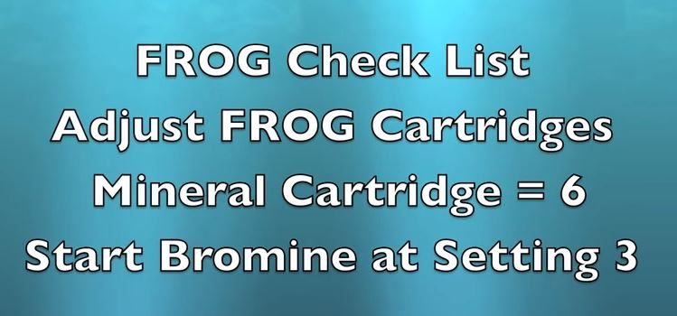 Spa Frog Floating Bromine Mineral System
