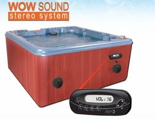 Wow Sound QCA Spas Hot Tub Stereo