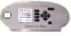 Artesian Control Panel Overlay 4 pumps