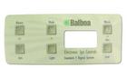 Balboa Control Panel Overlay 6 Button 10868