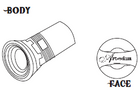 Artesian Spas Air Control Valve with Logo OP01-0007-48