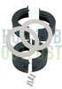 2 Inch Heater Split Nut Set with Gaskets Orings