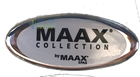 Maax Coleman 2 Inch Logo Float Dome Overlay 10809