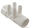 """Waterway Manifold 672-7610 ShurGrip II 2""""SHR x 2""""SHR"""