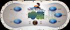 Tropic Seas Control Panel Overlay 11-0152-08