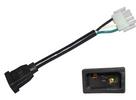 Mini JJ to AMP Cord Adapter Cable BDLAMPTOJJ