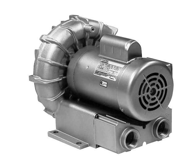Commercial Air Blowers : Gast commercial air blower r