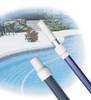 """pool vacuum hose 30 feet long and 1 1/4"""" diameter"""