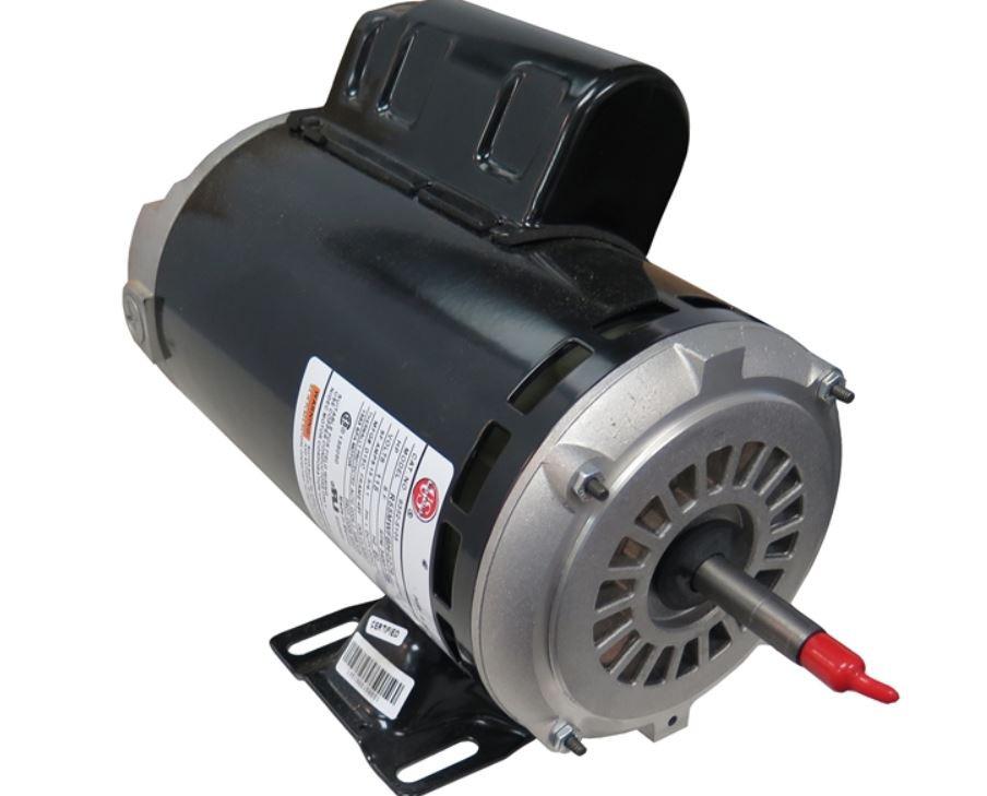 Pump motor 1 5 hp 120v smith century 2 speed 48fr bn60 13 for 1 5 hp 120v electric motor