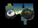 WP and WUA Emerald Spa Pump Seal LX Mechanical