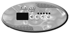 merald Spa SC1 SC2 4 Button Control Panel w Emerald Overlay 50012300