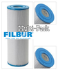 Filbur 4-Pack bulk filters FC-2390 Spa Filter C-4950 PRB50-IN