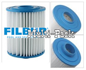 Filbur 4-Pack bulk filters FC-0312 Spa Filter 6CH-352