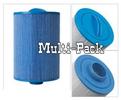Filbur 4-Pack bulk filters FC-0311M Microban Spa Filter 6CH-502RA PAS50SV-F2M-M