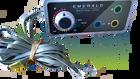 Emerald Spa 3 Button Analog Duplex Control Panel