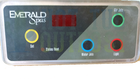 Emerald Spas 4 Button Control Panel 50831