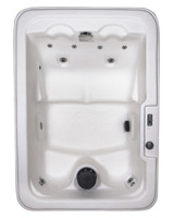 QCA Spas Navigator 4 person hot tub on sale at Hot Tub Outpost.