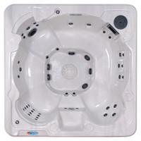 QCA Spas Pisces 8 person hot tub