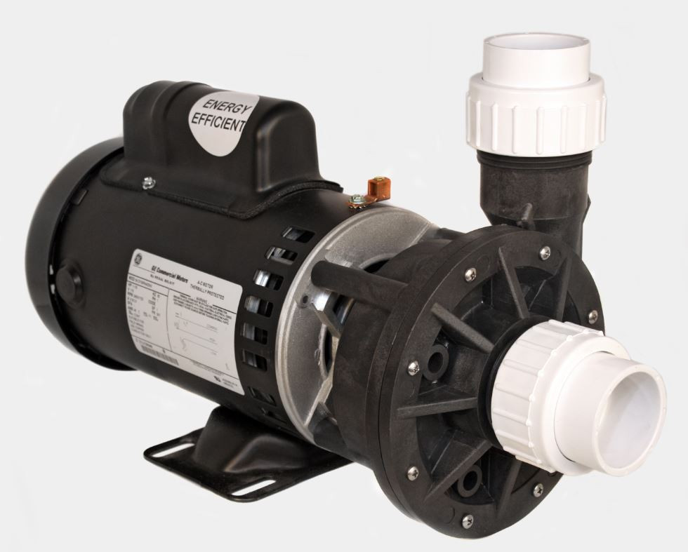 4 5hp Spa Pump Waterway Endurance 2 Speed 56fr 230v 2 Inch