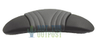 Artesian Pillow Island Lounge Charcoal Gray 26-1303-85
