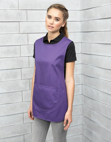 Pocket Tabard Premier Purple PR171