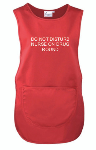 Do Not Disturb Tabard