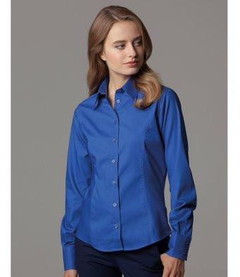 Long Sleeve Oxford Blouse Kustom Kit K702