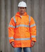 Value Hi Vis Road Safety Jacket HVP300
