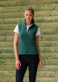Russell Ladies Outdoor Fleece Gilet - 8720F