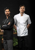 Premier Short Sleeve Chef's Jacket PR656